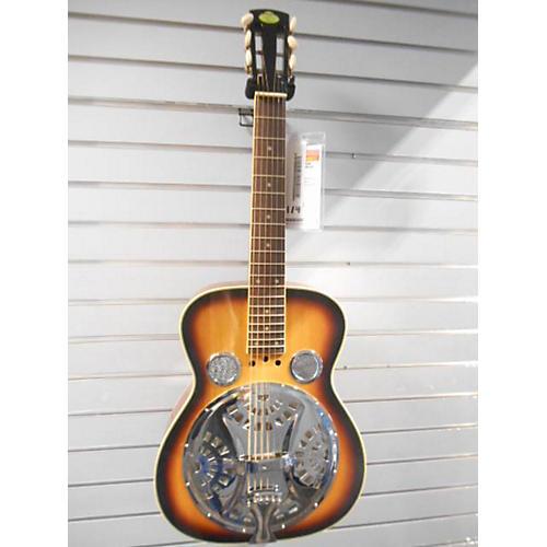 Regal RD40CHS Square Neck Studio Resonator Guitar-thumbnail