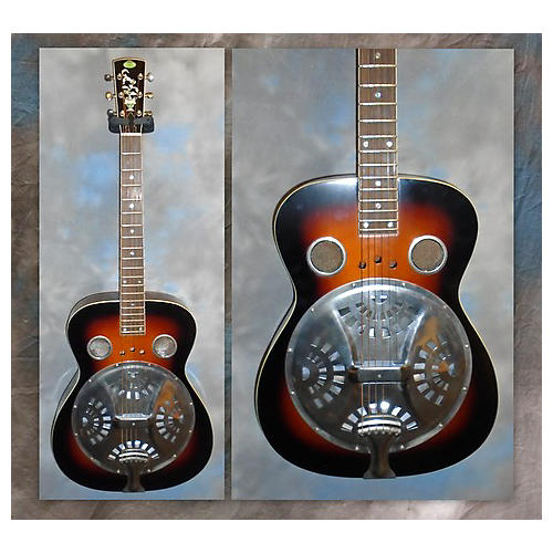 Regal RD40V Resonator Guitar