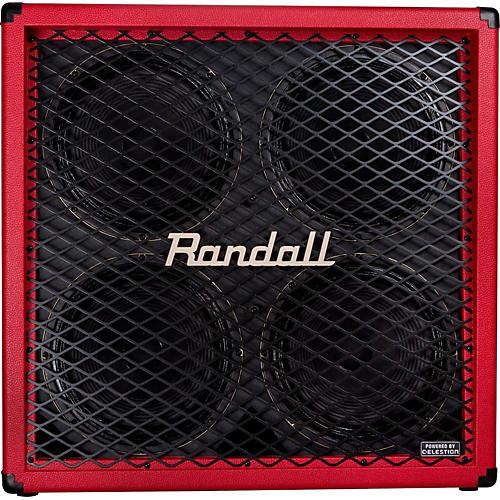 Randall RD412-V 4x12 Guitar Speaker Cabinet-thumbnail