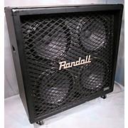 Randall RD412V Guitar Cabinet