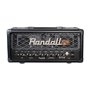 Randall RD45H Diavlo 45 Watt Tube Guitar Head by Randall