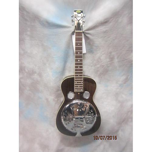 Regal RD52 Lightning Square Neck Resonator Guitar-thumbnail