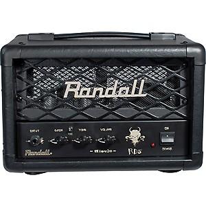 Randall RD5H Diavlo 5 Watt Tube Guitar Head