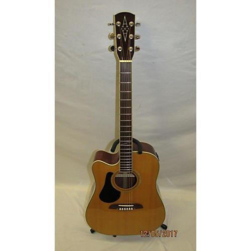 Alvarez RD60SCLH Acoustic Electric Guitar