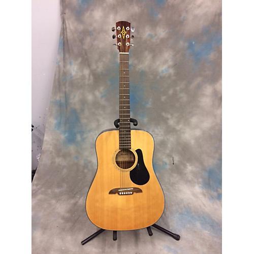 Alvarez RD8 Acoustic Guitar Natural
