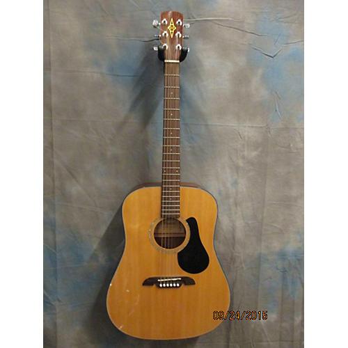 Alvarez RD8 Natural Acoustic Guitar-thumbnail