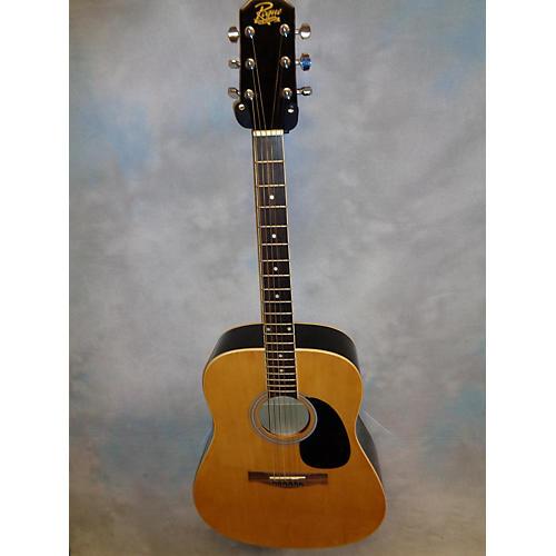 Rogue RD80 Acoustic Guitar-thumbnail