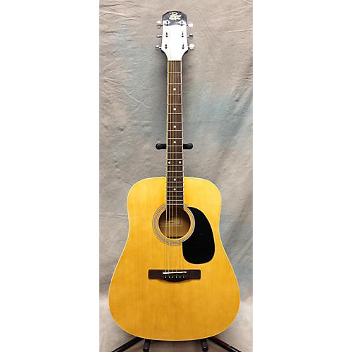 Rogue RD80 Natural Acoustic Guitar