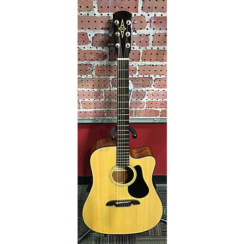 Alvarez RD8C Acoustic Electric Guitar-thumbnail