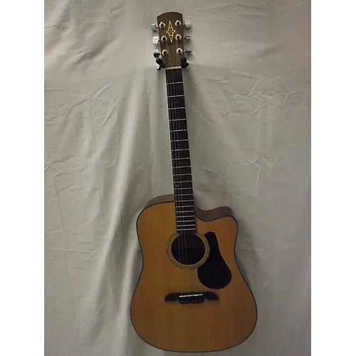 Alvarez RD8C Acoustic Guitar-thumbnail
