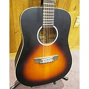 Recording King RDH05 12 12 String Acoustic Guitar