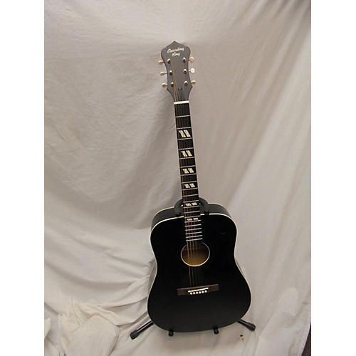 Recording King RDS-7 Dirty Thirties Acoustic Guitar