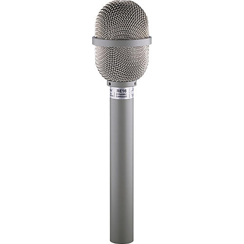 Electro-Voice RE16 Supercardioid Handheld Dynamic Microphone-thumbnail