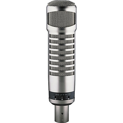 Electro-Voice RE27N/D Dynamic Cardioid Multipurpose Microphone
