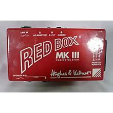 Hughes & Kettner RED BOX MKIII Pedal