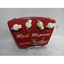 Carl Martin RED REPEAT Effect Pedal