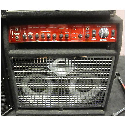 SWR REDHEAD INTEGRATED BASS SYSTEM Bass Combo Amp