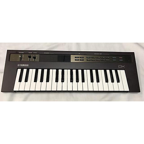 used yamaha reface dx keyboard workstation guitar center. Black Bedroom Furniture Sets. Home Design Ideas
