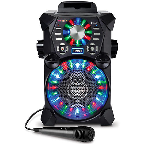 The Singing Machine REMIX Hi-Def Digital Karaoke System-thumbnail