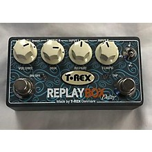 T-Rex Engineering REPLAY BOX Effect Pedal