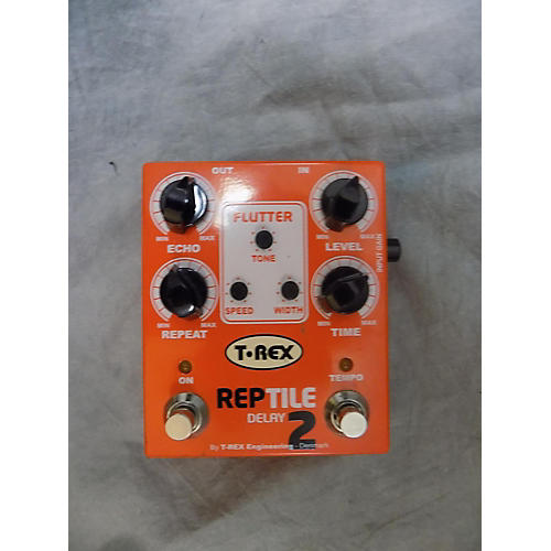 T-Rex Engineering REPTILE DELAY 2 Effect Pedal-thumbnail