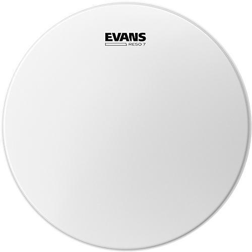 Evans RESO 7 Coated Resonant Tom Drumhead-thumbnail