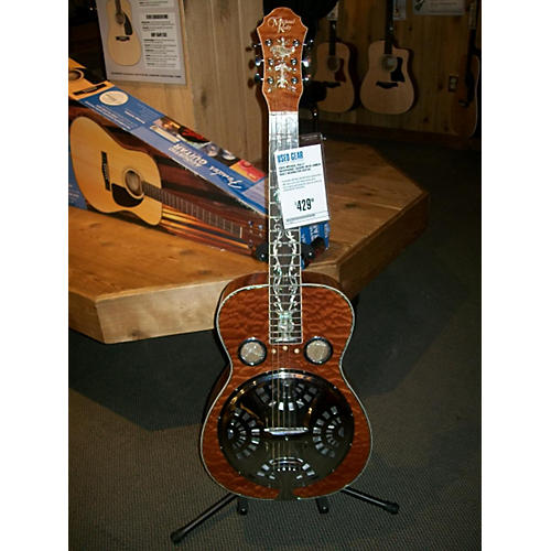 Michael Kelly RESOPHONIC SQUARE NECK Resonator Guitar-thumbnail