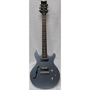 Pre-owned Daisy Rock RETRO-H Hollow Body Electric Guitar by Daisy Rock