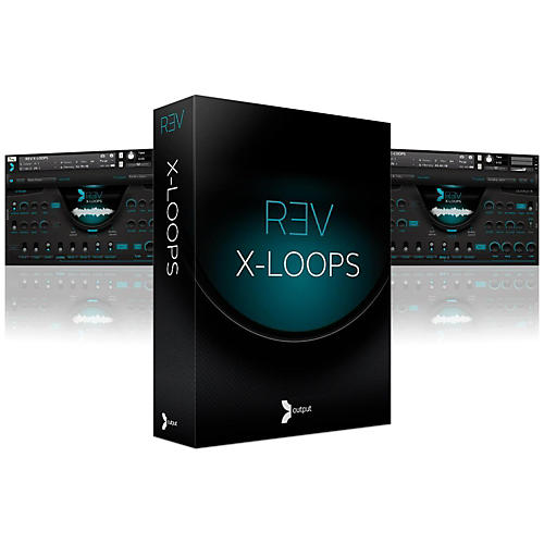 Output REV X-LOOPS Crossgrade (REV Customers) Software Download
