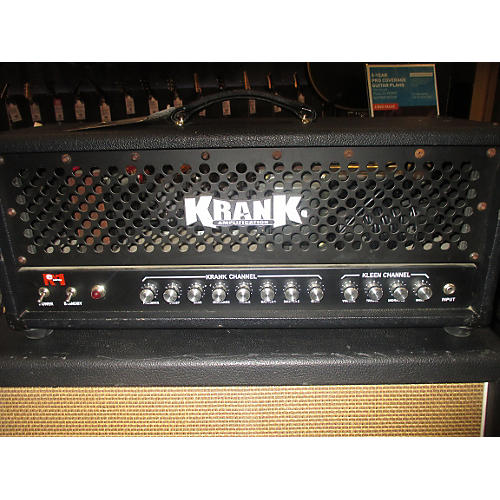 Krank REV1 Tube Guitar Amp Head-thumbnail