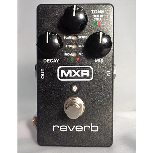 MXR REVERB Effect Pedal-thumbnail