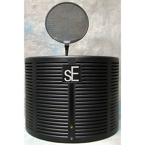sE Electronics RF X REFLEXION FILTER X WITH STEDMAN PROSCREEN XL POP FILTER Misc Stand-thumbnail