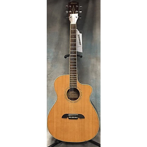 Alvarez RF17CE Acoustic Electric Guitar-thumbnail