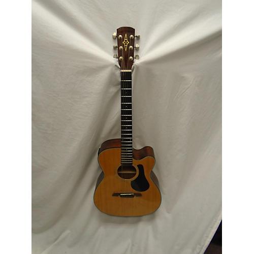 Alvarez RF20SC Acoustic Electric Guitar