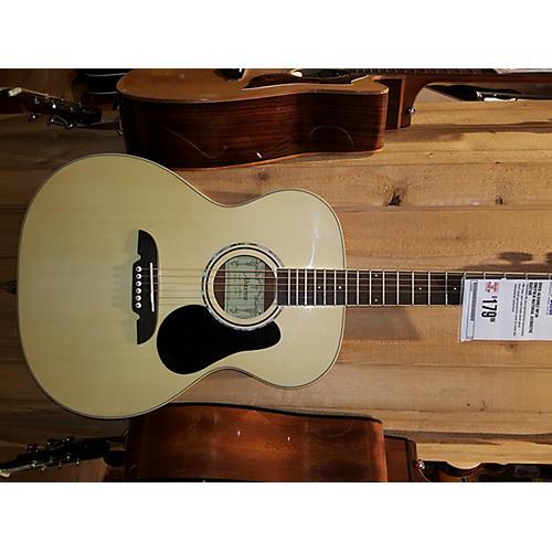 Alvarez RF26 OM/Folk Acoustic Guitar-thumbnail