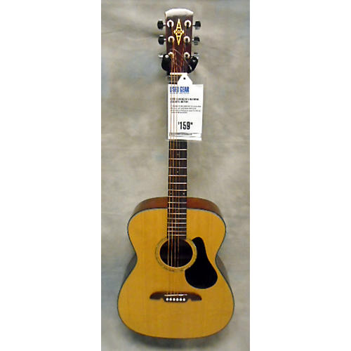 Alvarez RF8 Acoustic Guitar Natural