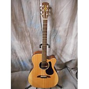 Alvarez RF8CE Acoustic Electric Guitar