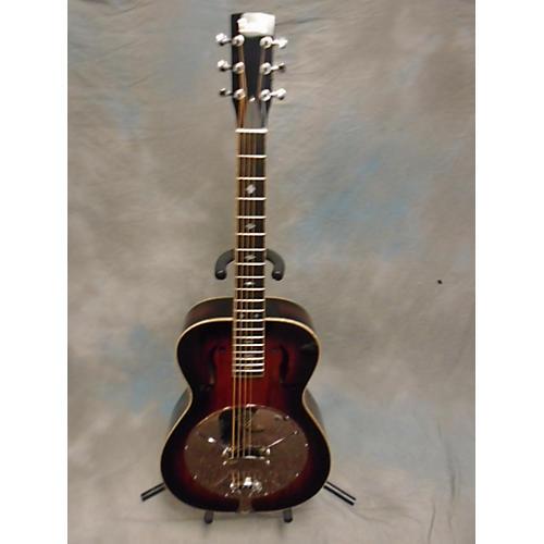 Bellari RFB CUSTOM SOLID MAHOGHANY Resonator Guitar-thumbnail