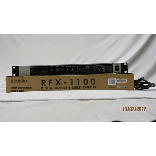 Zoom RFX1100 Multi Effects Processor