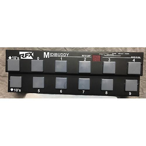 Rolls RFX128P MIDI Pedalboard