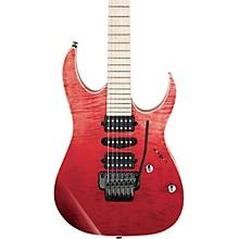 Ibanez RG Premium 6-string Electric Guitar w/Case Level 1 Sunset Red Gradation