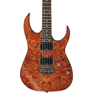 RG Series RG421PB Electric Guitar Flat Charcoal Brown