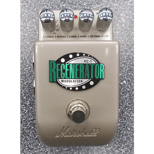 Marshall RG1 Regenerator Digital Modulation Effect Pedal
