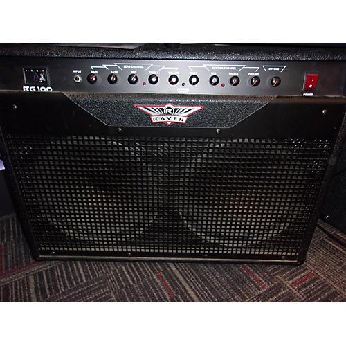 Raven RG100 100W 2x12 Guitar Combo Amp-thumbnail