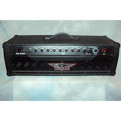 Raven RG100H 100W Guitar Amp Head-thumbnail