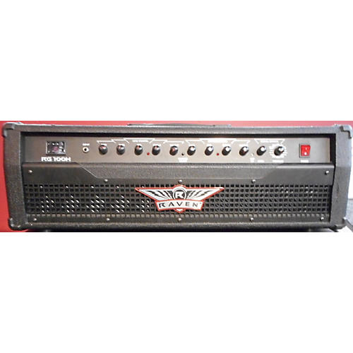 Raven RG100H 100W Solid State Guitar Amp Head-thumbnail