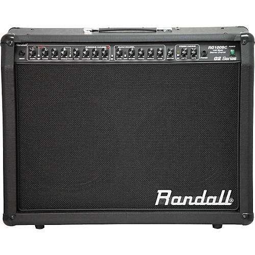 Randall RG100SC G2 2x12 Stereo Guitar Combo Amplifier
