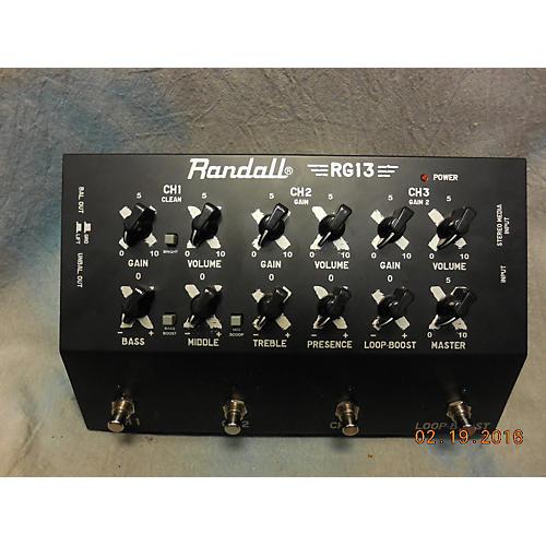 Randall RG13 Guitar Preamp-thumbnail