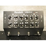 Randall RG13 Guitar Preamp