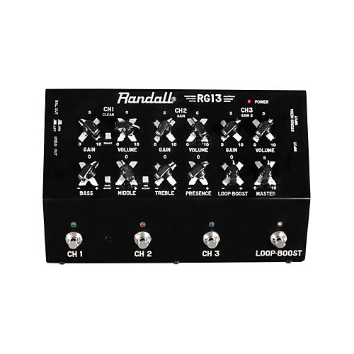 Randall RG13 IW Solid State Guitar Pedal Amplifier-thumbnail